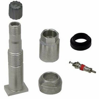 NEW Mercedes OEM TPMS Wheel Valve Stem Kit 0004005713 -7D