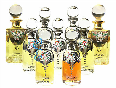 List 1 Largest Selection of Designer Niche Perfume - Oil Based Attar
