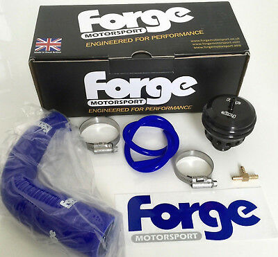 FORGE MOTORSPORT Blow Off Dump Valve for Ford Focus ST 225 MK2 FMFOCSTDV BLUE