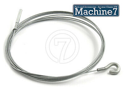 Classic VW Early Baywindow Campervan RHD Accelerator Cable 3470mm Bus 1968 1969
