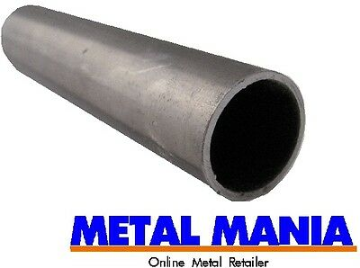 Steel ERW tube 30mm O/D x 2 mm wall x 2.5mtr the inside diameter is 26mm