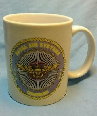 "Naval Air Systems Command ""program Management"" Coffee Cup"