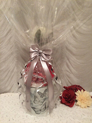 Cup / Mug Gift Set - Chocolates Soaps Flower Coaster Gift Wrapped