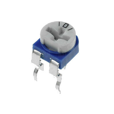 100R - 1M. PCB Potentiometers, Variable Resistors, Trimmers,Pack of: 5, 10 or 20