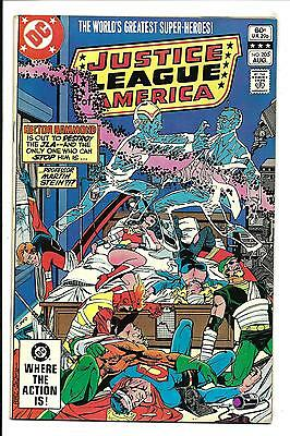 Justice League Of America # 205 (Aug 1982), Nm-