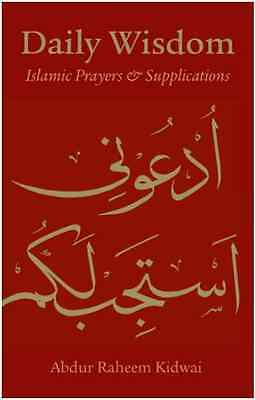 Daily Wisdom: Islamic Prayers & Supplications (BESTSELLER) VERY POPULAR