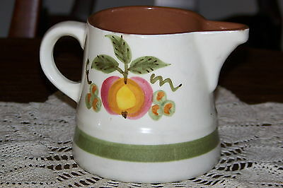 Stangl Pottery USA - Apple Delight - 16-ounce Pitcher