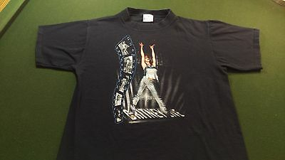 2000 Britney Spears Concert T Shirt L Rare First International Tour