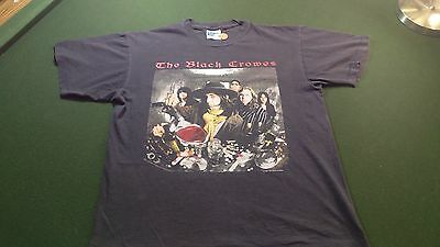1992 The Black Crowes Concert T Shirt L Higher Than The Moon True Vintage