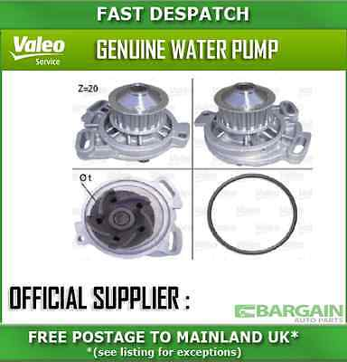 506105 1432 Valeo Water Pump For Audi 100 2 1983-1987