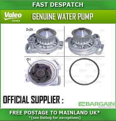 506105 1461 Valeo Water Pump For Audi 100 2 1988-1990
