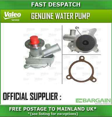 506141 1595 Valeo Water Pump For Bmw 3 Series 2.3 1981-1982