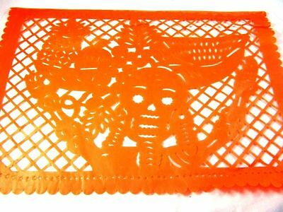 Day Of The Dead theme Mexican papel picado banner bunting paper 5 metre