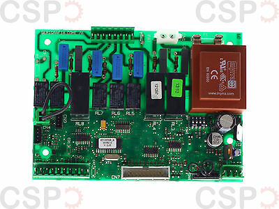 PRINTED CIRCUIT BOARD COMENDA C1000/C13000 DISHWASHER L 145mm W 105mm