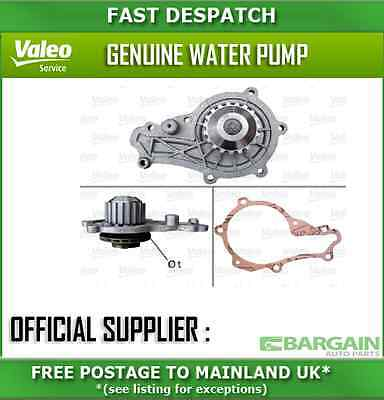 506715 4499 Valeo Water Pump For Peugeot 308 1.6 2009-2011