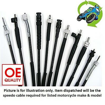 New Kawasaki BJ 250 C2 Estrella 1996 (250 CC) - Hi-Quality Speedo Cable