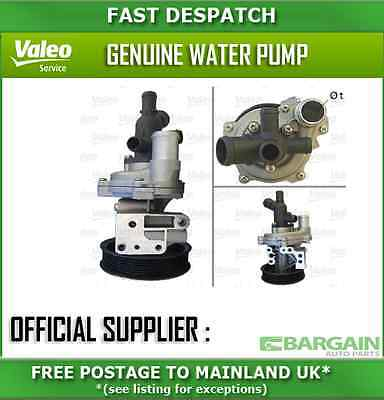 506789 1335 Valeo Water Pump For Ford Transit 2.4 2006-2012
