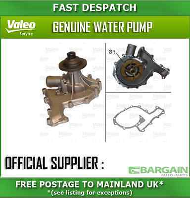 506830 2819 Valeo Water Pump For Land Rover Discovery 3.5 1990-1993