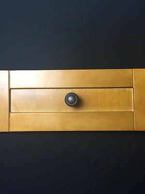 Oil Rubbed Bronze Rustic / Decorative Drawer Pull Knobs