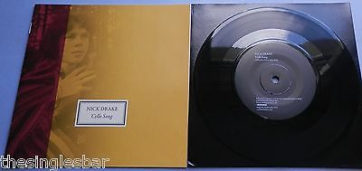 """Nick Drake - 'Cello Song UK 2014 1/Sided 7"""" with Booklet"""