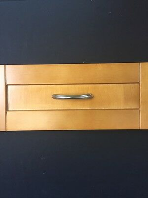 Satin Nickel Decorative Drawer Pull Handles