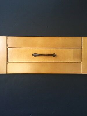 Oil Rubbed Bronze Modern Drawer / Cabinet Pull Handles
