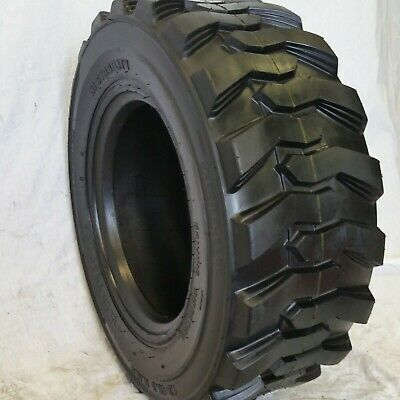 10X16.5 (1-Tire) 14 Ply Skid Steer 10-16.5 Road Warrior Sks Tires 10165