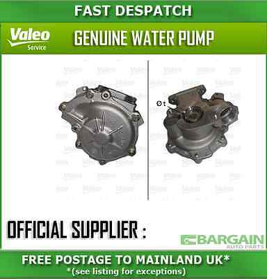 506919 1587 Valeo Water Pump For Bmw 3 Series 2 2007-2011