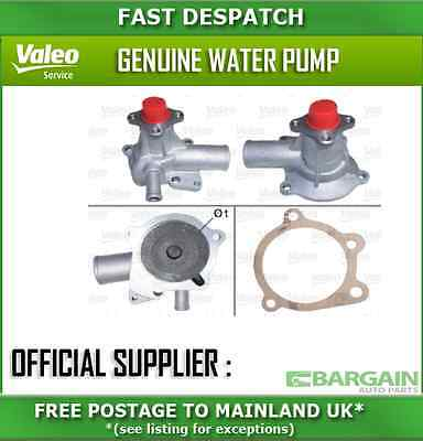 506858 1290 Valeo Water Pump For Ford Sierra 1.8 1987-1988