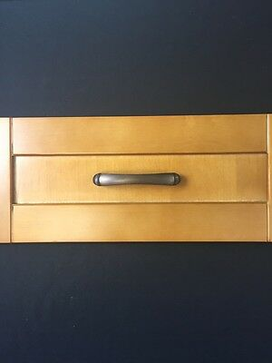 Oil Rubbed Bronze Decorative Drawer / Cabinet Pull Handles