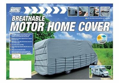 Maypole Motor Home Cover Grey - Fits 7.5M To 8.0M - MP9426
