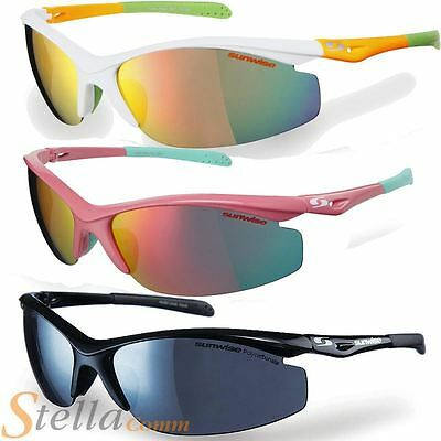 SUNWISE PEAK MK1 Sports Sunglasses for Cycling Running Triathlon Cricket Golf