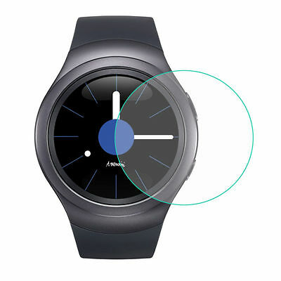 Smart Watch Protective Film for Samsung Gear S2 Tempered Glass Screen Cover