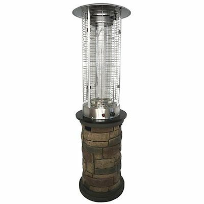 Bond 66854 Canyon Ridge 46,000 BTU Liquid Propane Induction Patio Heater