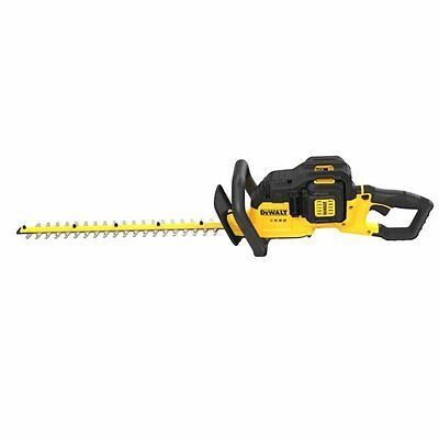DEWALT DCHT860M1 40-Volt Max 22-in Dual Cordless Hedge Trimmer