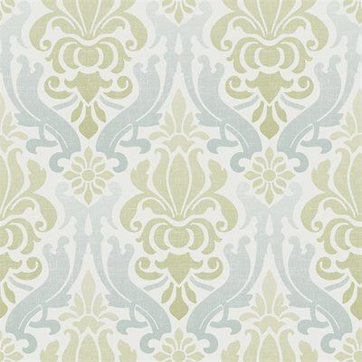 Brewster Home Fashions NU1824 Brewster Wallcovering Repositionable Vinyl Self-Ad