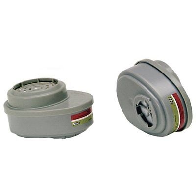 Safety Works 817667 2-Pack Multi-Purpose Respirator Replacement Cartridges