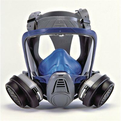 Safety Works 10041138 Full Face Respirator, Paint & Pesticide with Heavy Dut