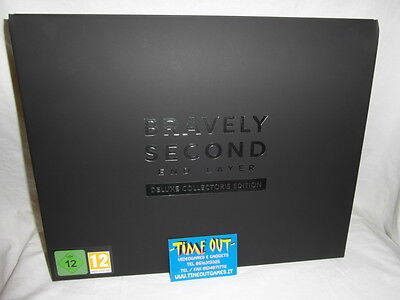 Bravely Second End Layer Deluxe Collector's Edition Nintendo 3Ds Ita Nuova Rara
