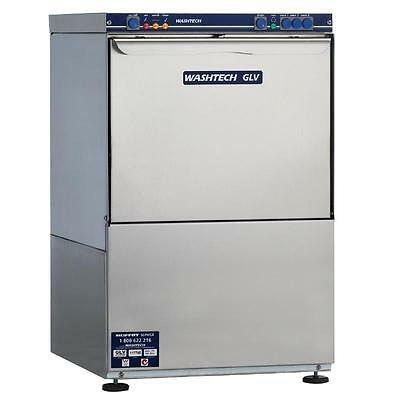 Washtech by Moffat Undercounter Dishwasher GLV Commercial Stainless/S Restaurant
