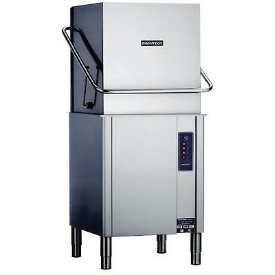 Washtech by Moffat Pass Through Dishwasher XP Commercial Stainless/S Restaurant