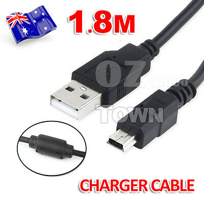 1.8M USB Power Charging For Playstation 3 PS3 Controller Charger Cable Wireless