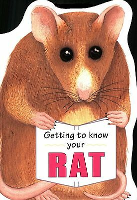 Getting to Know Your Rat by Gill Page