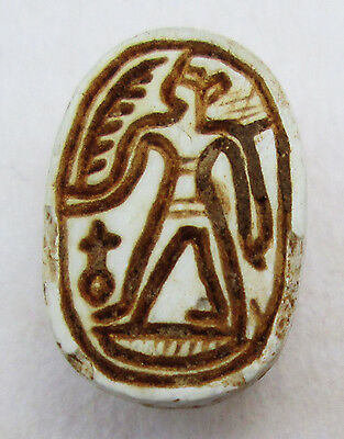 Local (Palestine - Israel) Steatite Scarab