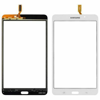 "For Samsung Galaxy Tab 4 7"" Inch T230 Front Touch Digitizer Lens Glass Screen"