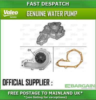 506019 507 Valeo Water Pump For Renault Clio 1.9 2000-2001