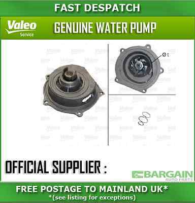 506320 2141 Valeo Water Pump For Rover 400 Series 2 1997-2000
