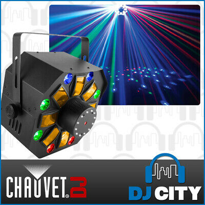 Chauvet DJ NEW Swarm Wash FX LED Effect Light with Built-in Strobe, Laser, Wa...
