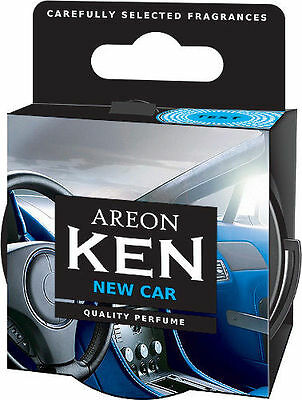 Areon KEN NEW CAR Air freshener luxury perfume for your car