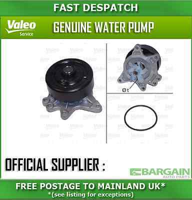 506844 1607 Valeo Water Pump For Toyota Mr-S 1.8 2000-2005